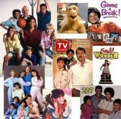 80's t.v... it will never be the same :(