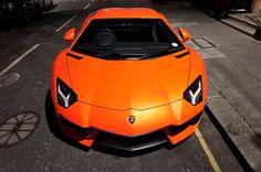 Orange Lambo:)