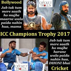 Bollywood vs Cricket For more cricket updates visit: http://ift.tt/2gY9BIZ #ICC - http://ift.tt/1ZZ3e4d