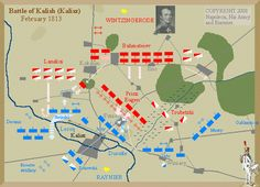 Battle of Kalish (Kalisz), February 1813.