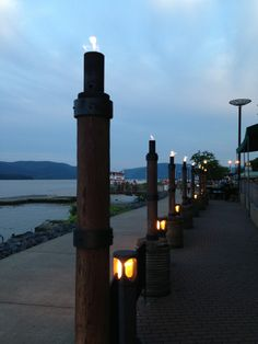 Torches On the Hudson