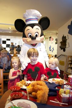 great tips on best places to eat at disney