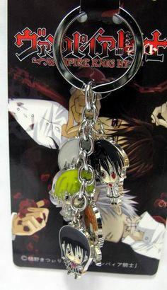 vampire knight Keychain Set VKKY8060