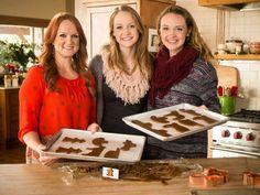 Pioneer woman gingerbread