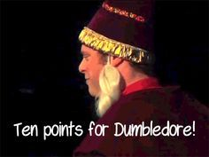 "Dumbledore doesn't give a crap. | Community Post: 19 Reasons Why ""A Very Potter Musical"" Is Timeless"