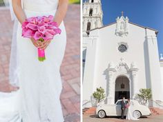 A gorgeous shot of the church. Red Eye Collection |  San Francisco Bay Area Wedding Photographer