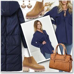 Casual outfit by jecakns on Polyvore featuring moda, casualoutfit and zaful