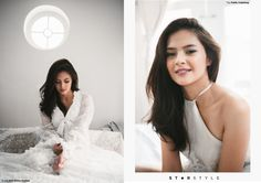 Age of Innocence featuring Bianca Umali - Star Style PH Filipina Actress, Filipina Beauty, Female Models, Female Celebrities, Skeleton Makeup, Star Fashion, Dancer, Beautiful Women, Actresses