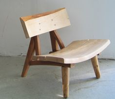 up cycled child's chair © bookhou design
