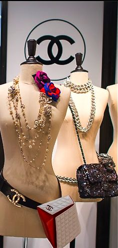 Chanel accessories magnificent!!!!!