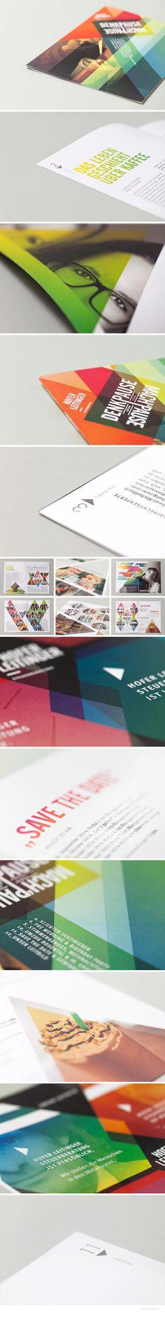 Editorial Design for Hofer Leitinger Steuerberatung by Nicouleur #editorialdesign #graz #design #austria #nicouleur #magazine