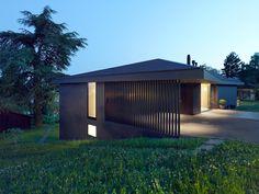 Annuaire architectes Avivre - projet : VILLA MIV - andrea pelati architecte