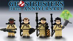 AND I WILL BE PURCHASING THIS!  LEGO to Produce 'Ghostbusters' Set! Margaret Qualley, Paranormal, Legos, Ghostbusters Party, Lego People, Lego Minifigs, Lego Figures, Action Figures, Ghost Busters