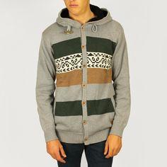 Volcom Mens Impala II Sweater: Heather Grey £80.00