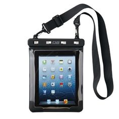 Overboard Waterproof iPad Case from TravelSmith
