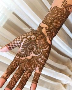 Here are stylish Choose the best.beautifulf front hands Mehndi designs # Full Hands Mehndi Designs For Bridals Dulhan Mehndi Designs