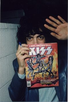 "anything-for-my-baby: "" Paul Stanley 1978. (X) "" cutieee"