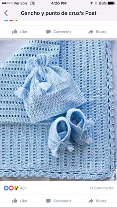 Modern Crochet Blanket, Crochet Baby Blanket Free Pattern, Baby Cardigan Knitting Pattern, Baby Boy Knitting, Baby Afghan Crochet, Afghan Crochet Patterns, Baby Knitting Patterns, Crochet Stitches, Manta Crochet