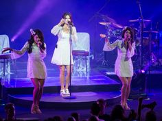 July Lana Del Rey performed at Auditorium Stravinski in Montreux, Switzerland, for the Montreux Jazz Festival