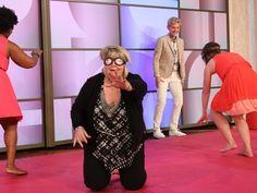 Craziest Musical Chairs Ever on Ellen
