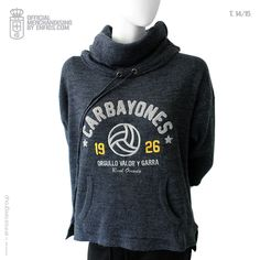 Urban Tricot Woman Carbayones T.14/15 Real Oviedo, Urban, Hoodies, Sweaters, Collection, Women, Fashion, Tricot, Moda
