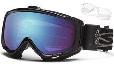 Smith Optics Phenom Turbo Fan Prescription Ski Goggles