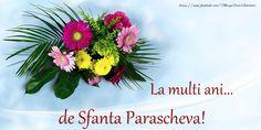 Sfanta Parascheva La multi ani... de Sfanta Parascheva! Pineapple, Fruit, Pine Apple
