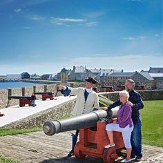Cape Breton, Historical Sites, Cannon, Tours, Culture, Adventure, Vacation, History, Beautiful