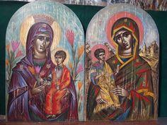 Βy Aggeliki Papadomanolaki I Icon, Painting, Art, Art Background, Painting Art, Kunst, Paintings, Performing Arts, Painted Canvas