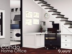 Condo Home Office by pyszny16