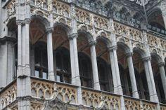 Balcony in Brussels