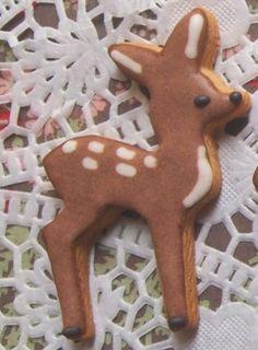 バンビ Deer Wedding, Oh Deer, Gingerbread Cookies, Sweets, Desserts, Food, Gingerbread Cupcakes, Tailgate Desserts, Deserts