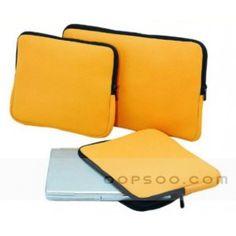 Stylish Custom Printed Yellow Neoprene Laptop Cover - BL1412242243