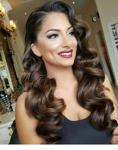 34 gorgeous trendy wedding hairstyles for long hair - 34 gorgeous . - 34 gorgeous trendy wedding hairstyles for long hair – 34 gorgeous trendy wedding to t - Vintage Hairstyles For Long Hair, Bride Hairstyles, Down Hairstyles, Gorgeous Hairstyles, Long Wedding Hairstyles, Hollywood Hairstyles, Hairstyle Ideas, Hairstyles For Long Hair Wedding, Great Gatsby Hairstyles