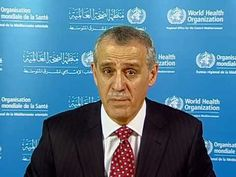 A video Message from Dr Ala Alwan, WHO Regional Director for the Eastern Mediterranean, on Hypertension, the theme of World Health Day 7 April 2013