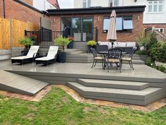 Composite Decking, Composition, Patio, Outdoor Decor, Home Decor, Decoration Home, Composite Cladding, Room Decor, Being A Writer