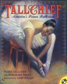 Tallchief: America's Prima Ballerina by M. Tallchief Ballerina Maria Tallchief describes her childhood on an Osage reservation, the development of her love of dance, and her rise to success in that field. Ballet Books, Dance Books, Ballet Art, Mighty Girl, Girl Empowerment, Dance Lessons, Book Format, Women In History, Used Books