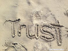 InScribe Writers Online: Trust: My Key Word for 2018 - Ruth L. Snyder
