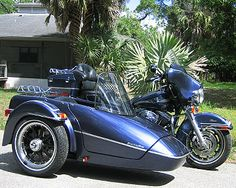 SECO Spalding Side Motorcycle Side Car