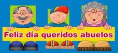 """FELIZ DIA DE LOS ABUELOS!!!!! """"Los abuelos son el mayor tesoro de la familia, los fundadores de un legado de amor, los mejores contadores de historias, los guardianes de las tradiciones que perduran en el recuerdo. Los abuelos son las bases solidas de la familia, su amor muy especial los diferencia."""" (Autor desconocido) KinderKARE"""