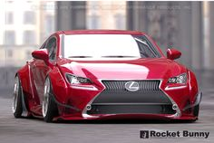 2015- Lexus RC F (V8) Rocket Bunny Aero Kit - FRP * Prices below do not include shipping. Once the deposit order is placed, we will then contact you for the shipping fees and additional payment. Part