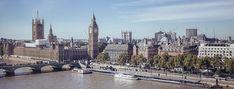 Inglaterra: o destino ideal para quem quer um mix de cultura e conhecimento San Francisco Skyline, New York Skyline, Mix, Travel, Getting To Know, Beautiful Scenery, Everything, England, Destiny