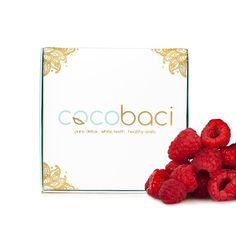 Say HELLO to a tasty mouth! Cocobaci is formulated on the principle of ancient Oil Pulling, but with a modern twist. Super tasty with the addition of the benefi How To Make Oil, Oil Pulling, White Teeth, Pure Essential Oils, Oral Health, Say Hello, Raspberry, Moisturizer, Therapy