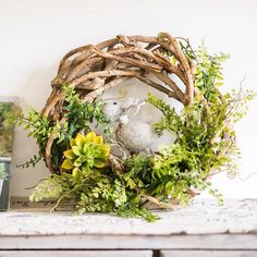 Wreath Spring Green on Rattan – RusticReach Pink Wreath, Green Wreath, Willow Wreath, Yellow Plants, Babys Breath Flowers, Willow Branches, Floral Hoops, Pink Hydrangea, House Ornaments