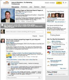 5 Modi per Usare LinkedIn per il Marketing B2B #socialmediamarketing #b2b
