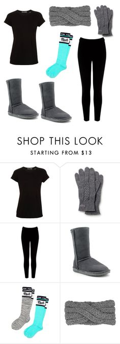 """""""Untitled #185"""" by elsieturtle ❤ liked on Polyvore featuring moda, Vince, Lacoste, Warehouse, Bearpaw y Victoria's Secret PINK"""