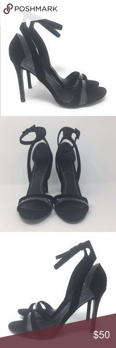 Kendall+Kylie kkGoldie, Black Suede, Sz 9.5 Shoes are brand new. The photos are the actual shoes you will receive. Kendall & Kylie Shoes Heels