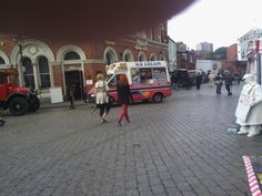 Teenage market Stockport