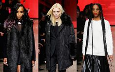NYFW: Donna Karan Blurs Gender Lines with LGBT Models at DKNY