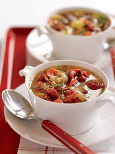 Easy Bean Soup Recipes